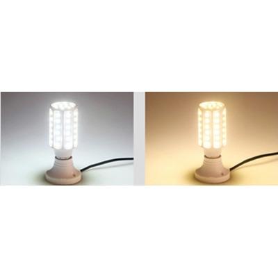 100lm 5730SMD 220V 15W 6000K LED Corn Bulb 10Pcs
