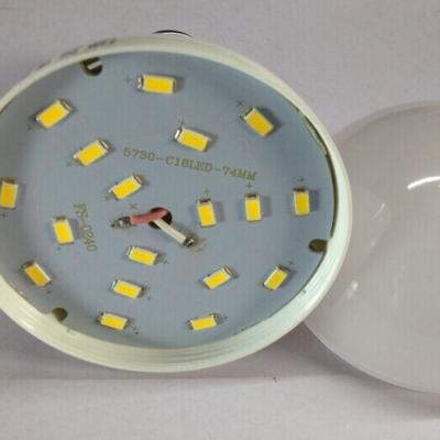 12W 220V E27  LED Globe Bulb 5730SMD 180°