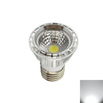 Cool White E27 COB 3W LED 220V Alumimium