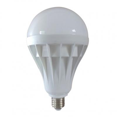 Cool White Light LED Globe Bulbs E27 3W (5 Pcs )