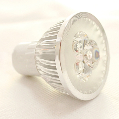 10 Pcs GU10 3W Warm White LED Par Bulb
