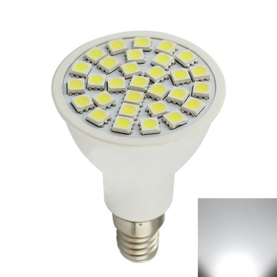 30-SMD5050 Warm White 85-265V 3W  E14 LED Par Bulb