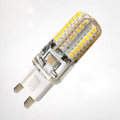 3W 220V Mini G9 Corn Bulb Yellow Light