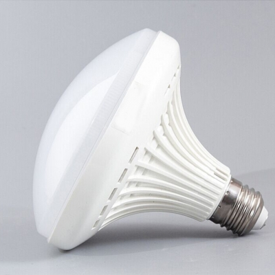 5700K 220V 16W  White Mushroom E27 LED Light Bulb