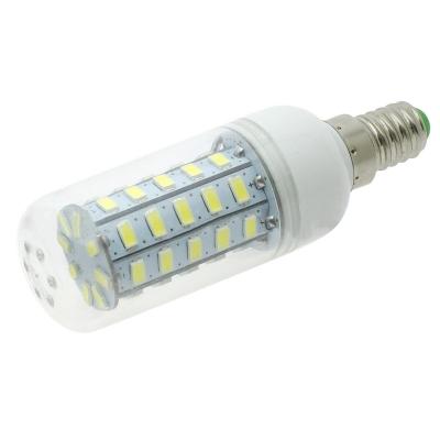 5730SMD 5W E14 3500K Clear LED Corn Bulb
