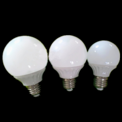 E27 5W 18Leds Cool White Ligh LED Globe Bulb