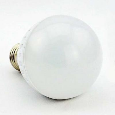 10LED-2835SMD 360lm 180° E27 3W 3000K Globe Bulb
