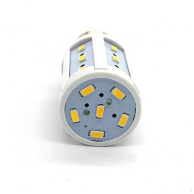 10Pcs  E27 220V 100lm 6000K  24-Leds Corn Bulb