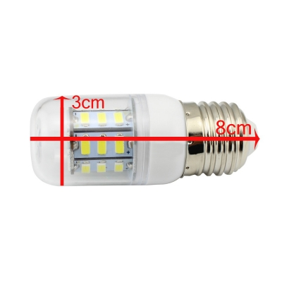 27Leds E27 3000K 300lm 220V 3.6W LED Bulb