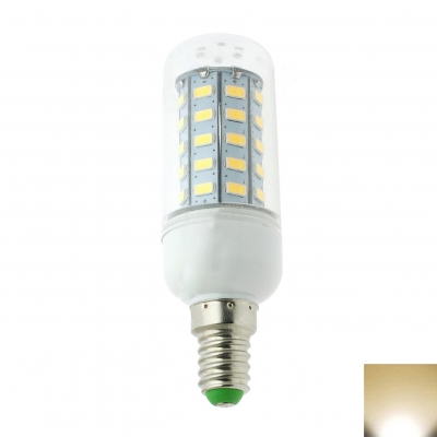 48Leds E14 5W 220V 3500K LED Corn Bulb