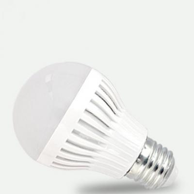 220V 12W E27 Warm White Light LED Globe Bulb