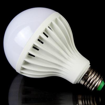 2700K E27 12W Sound & Light Controlled  LED Bulb