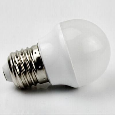 44*75mm E27 3W 220V Warm White Light LED Bulb