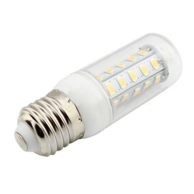 4W E26 110V 3500K Clear LED Corn Bulb