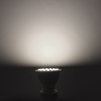Cool Light GU10  Bulb 30-SMD5050 3W 12-24V PC