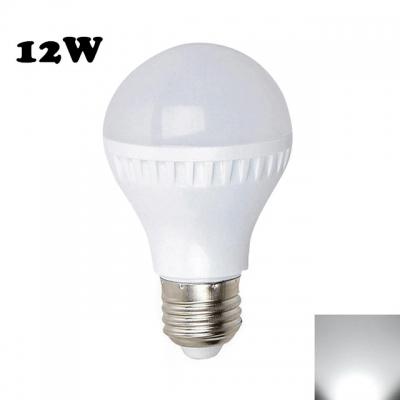 E27 12W 6000K 360lm 180° 45LED-2835SMD   Globe Bulb