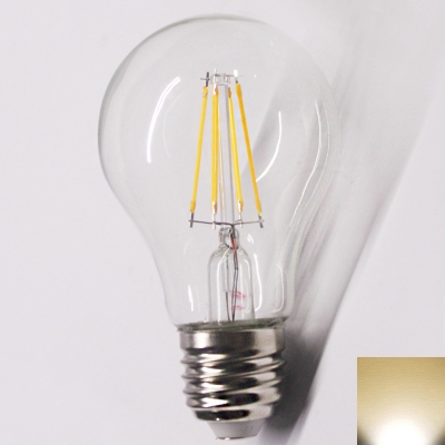 E27 4W LED Edison Bulb Candle Yellow Light