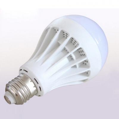 Warm White Light LED Globe Bulbs E27 3W (5 Pcs )