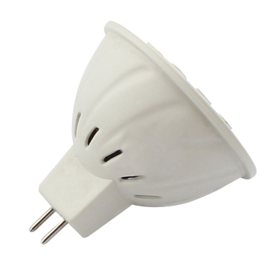 30Leds MR16 Bulb 12V-24V 3W   2800K