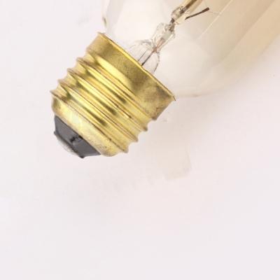 T45*64AK 45*168mm Edison Bulb 220V 40W