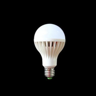 220V 9W E27 Warm White Light LED Globe Bulb