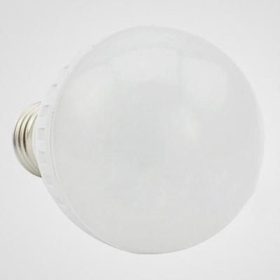 300lm E27 3W Warm White Light LED Ball Bulb