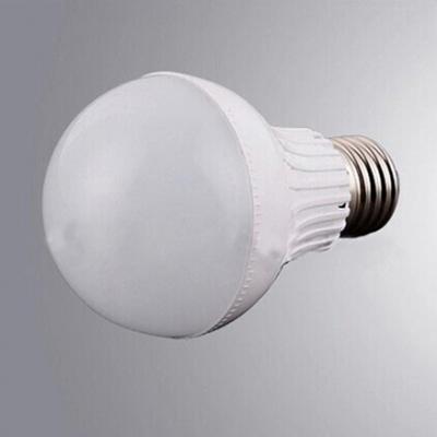 10Pcs 60*100mm E27 5W 220V Cool White Light LED Bulb
