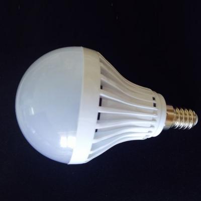 E14 180° 27Leds  5W Cool White Light Globe Bulb