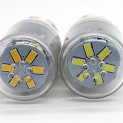 100lm 6000K E27 220V 24-Leds Corn Bulb