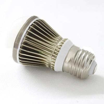 10Pcs Brown 300lm E27 5W  Warm White Light