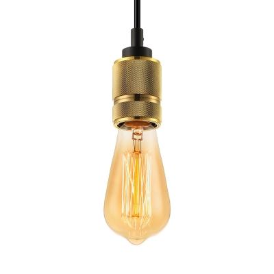 Single Light Mini Edison Bulb LED Pendant