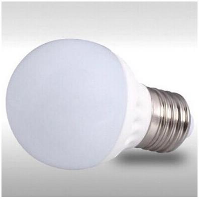 10Leds 360° 220V E27 3W Cool White Light 10 Packs