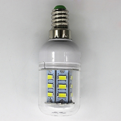 10Pcs 5W 100lm 3500K E14 220V 24-Leds Corn Bulb