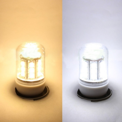 2 Packs G9 3W 12-24V Cool White LED Corn Bulb