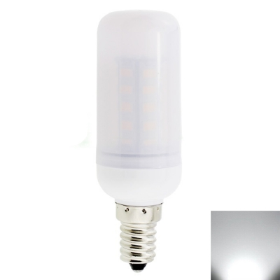 36LED-SMD5730 E14  4W 6000k Corn Light