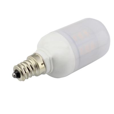 85-265V 3.6W 27Leds E12 3000K 300lm  LED Bulb