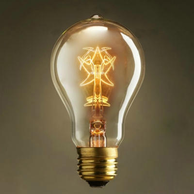 Exclucive A19 220V  E27 40W Edison Bulb