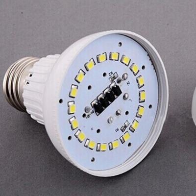 10Pcs 79*123mm E27 9W 220V Cool White Light LED Bulb