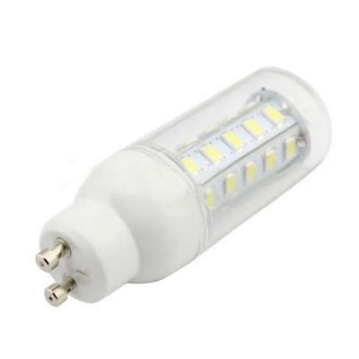 4W GU10 220V Cool White Clear LED Corn Bulb