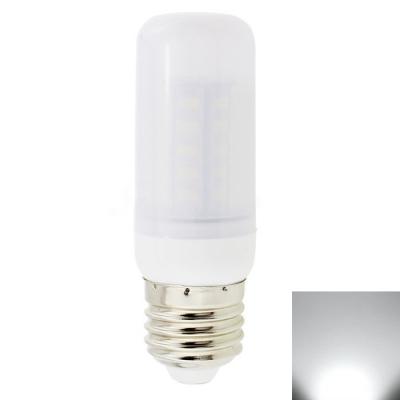 Cool White Light 4W E27 220V  Plastic LED Corn Bulb