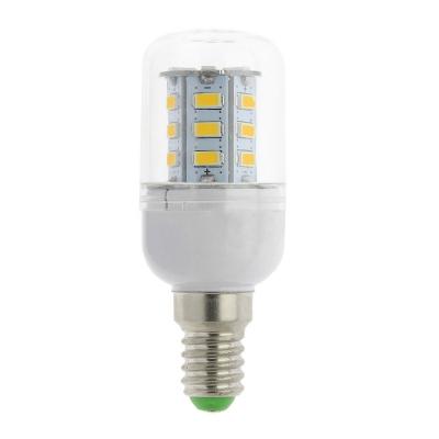 E12 220V 3W 24LED-5730SMD   6000K Corn Bulb