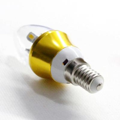 E14-5730 AC85-265V 4W LED Candle Bulb
