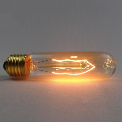 220V E27 40W T10 Edison Bulb