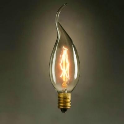 C35 110V  E14 40W Edison Bulb
