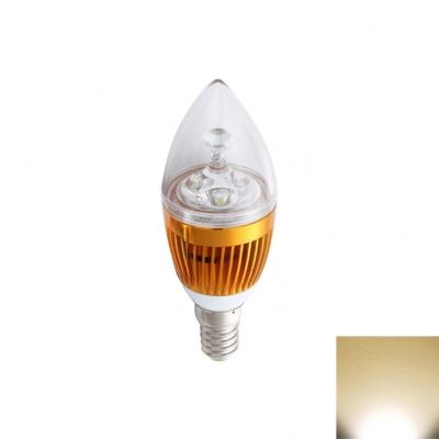 E27 3W 180°240lm 6LED-5730SMD Warm White