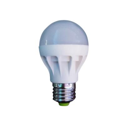 SMD5630 6Leds 330lm  PP 220V 6000K LED Globe Bulb