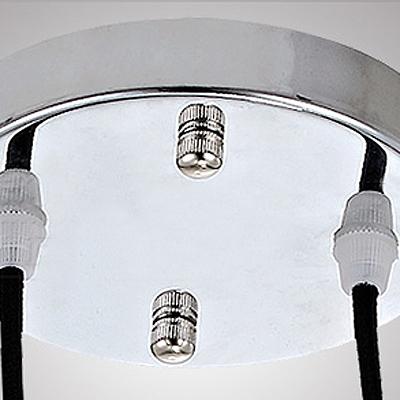 Two Lighted Island Light for Modern Dinning Room