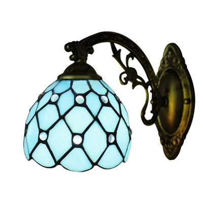 Speaking, opinion, lighting to penetrate blue stained glass think