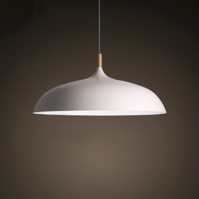 Northern Style Lighting White Led Pendant Light Ceiling Fixtures