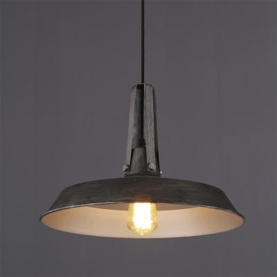 lighting industrial look. LOFT Metal LED Pendant Lamp With An Industrial Look Lighting
